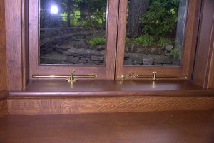 Another casement hardware detail.